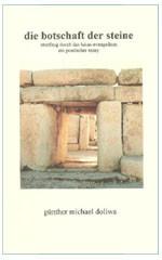 Günther Doliwa - Essay - Die Botschaft der Steine